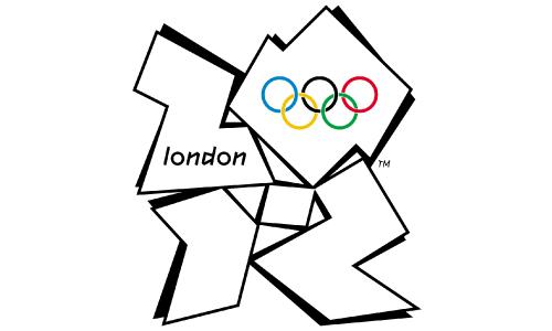 bad logo design of London 2012 Olympics