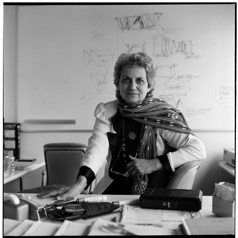 Photo of Muriel Cooper