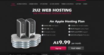 Doubleyoutoo.com.au Web Hosting Shared Cloud Semi-dedicated