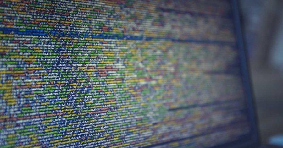 Behind The Dot Magazine – Coding