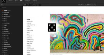 Koken CMS Build For Photographers
