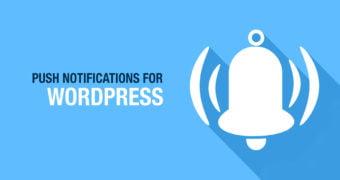 WordPress Push Notifications