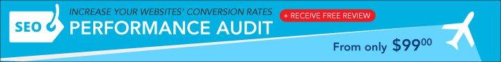 SEO Performance Audit Analytics Report Conversion Boost Sales Website