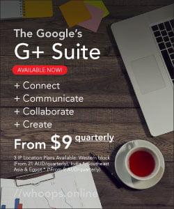 Google G+ Suite Professional Email Docs Drive Online Cloud Communicate Hangouts