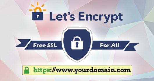 Let's Encrypt & HTTPS Everywhere