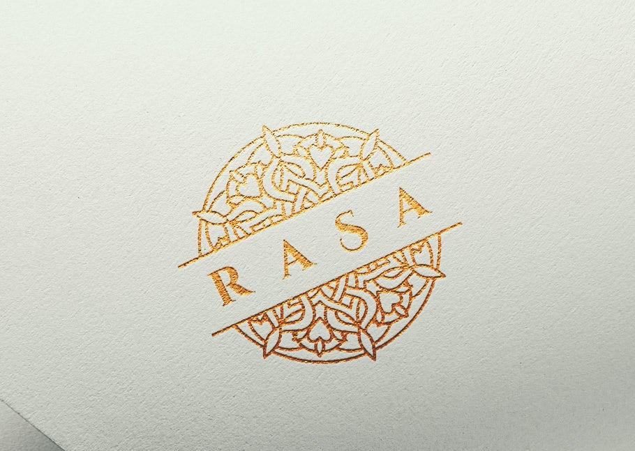 bad logo design of Rasa