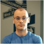 Headshot of Aleksandar Olic