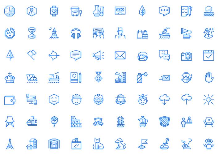 Free ego icons