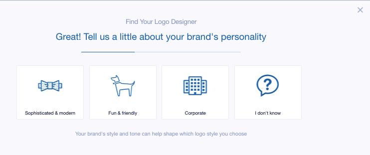Fiverr logo design questionnaire