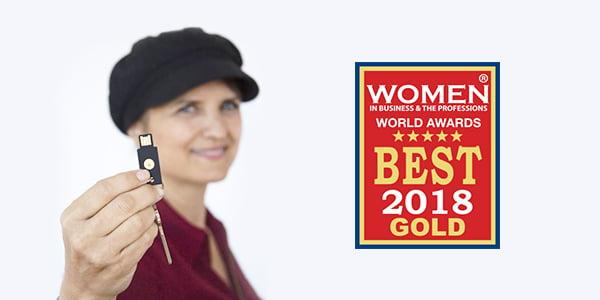 Stina Ehrensvard Wins 2018 Female Executive Of The Year