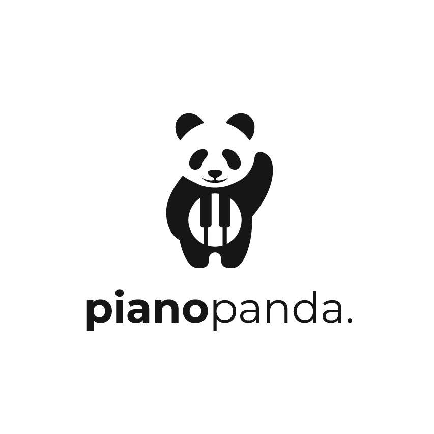 pianopanda logo
