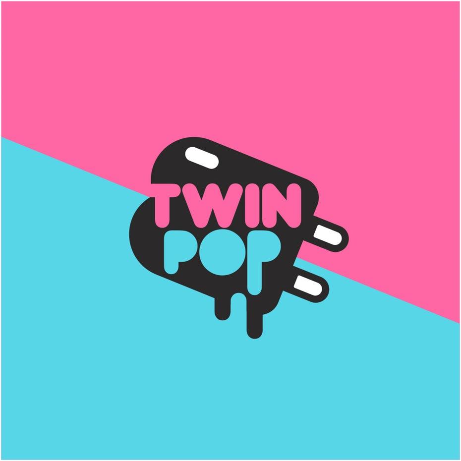 TwinPop logo