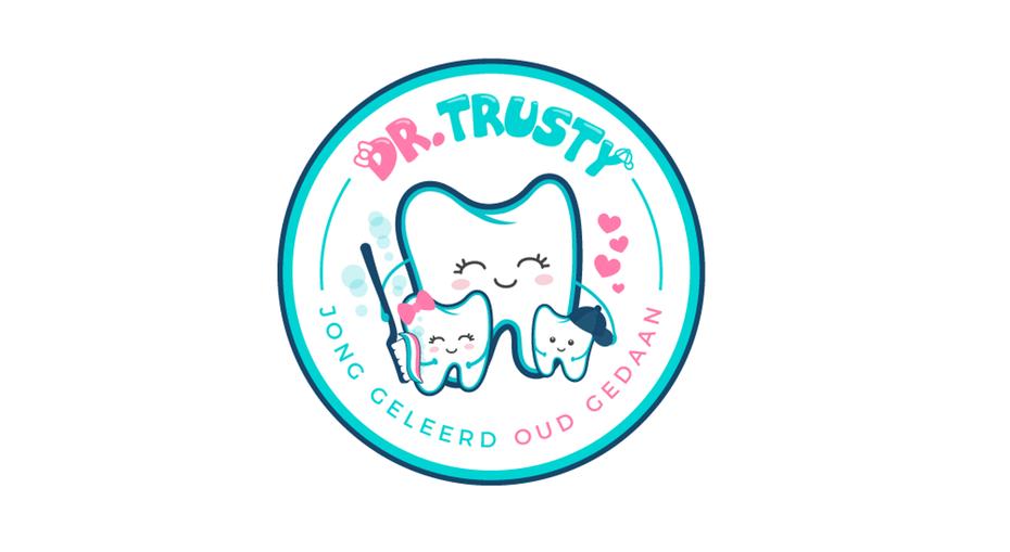 Dr. Trusty logo