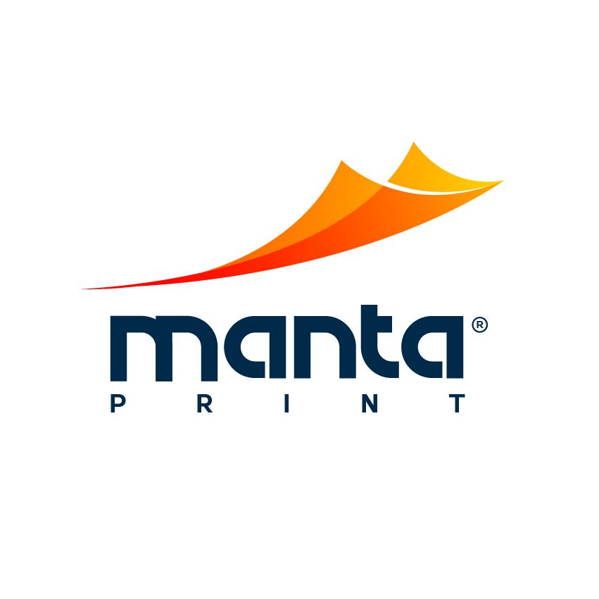 Manta Print logo