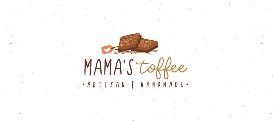 Mama's Toffee logo