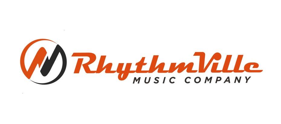 RhythmVille Music Company logo