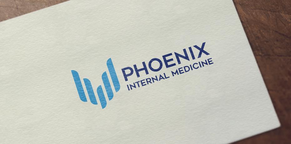 logo design for Phoenix Internal Medicine