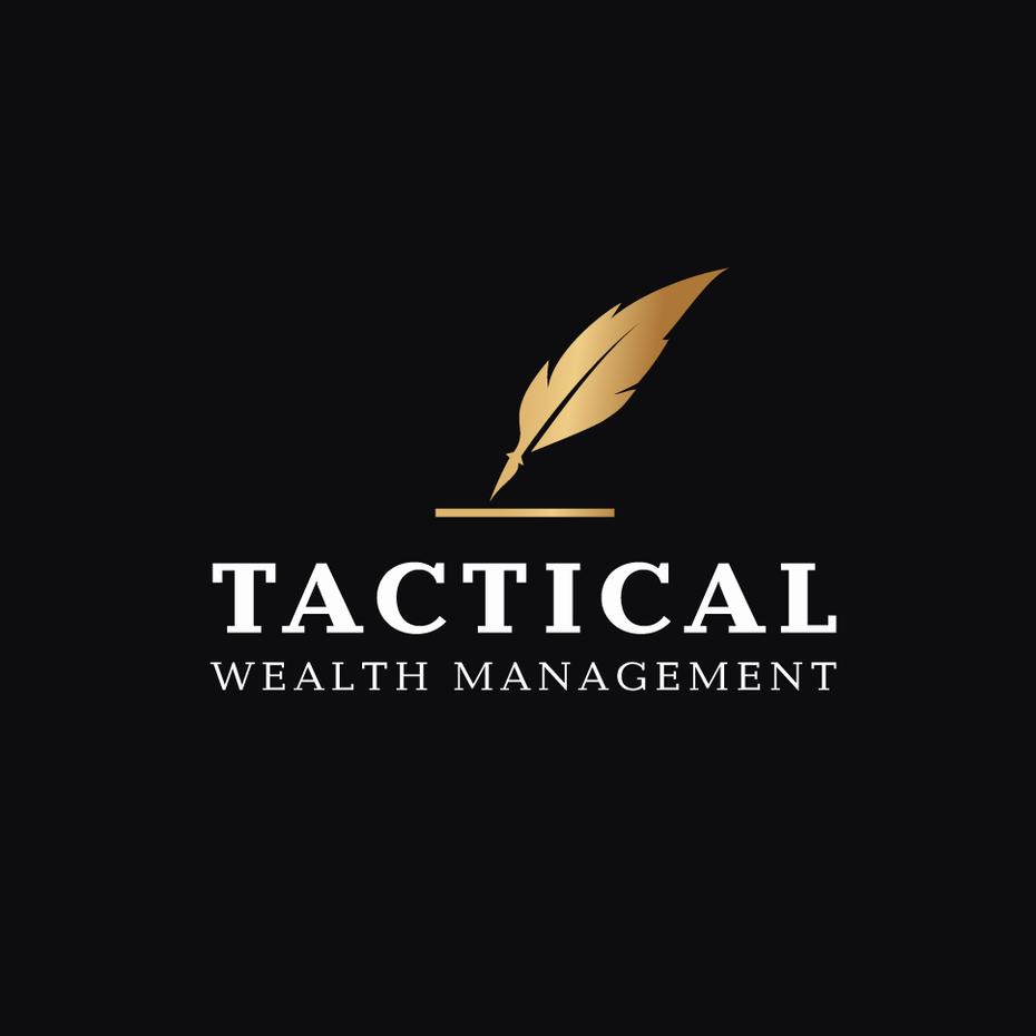 logo design for Tactical Wealth Management