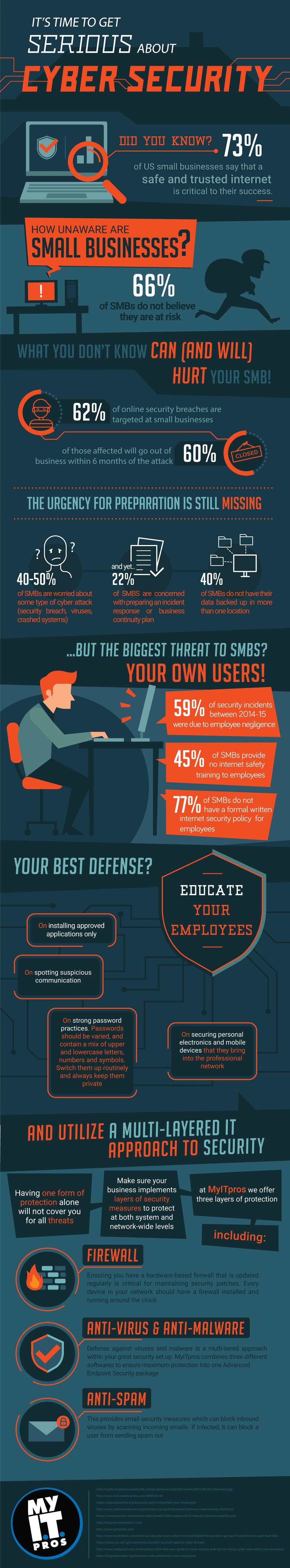 IT Pros infographic
