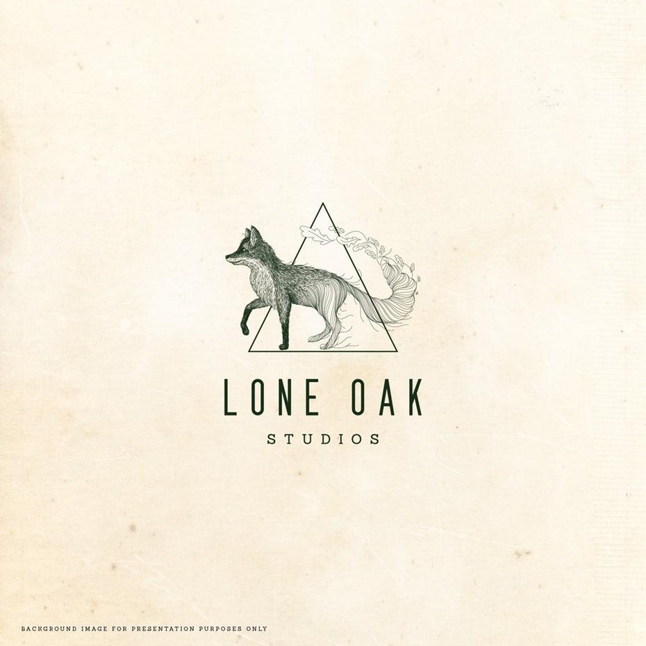 Lone Oak Studios logo