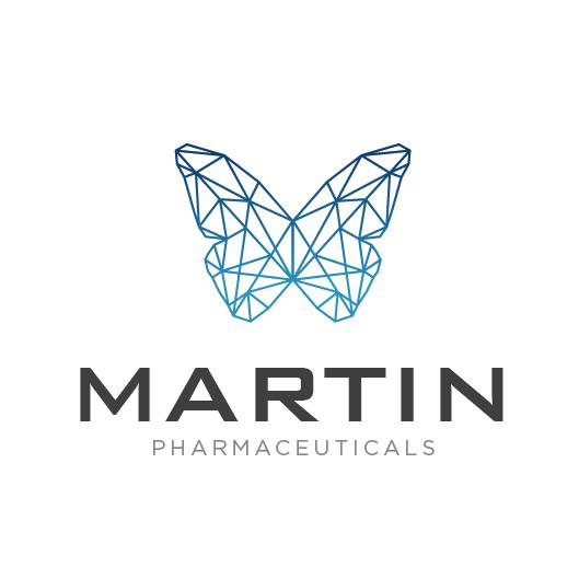 Martin Pharmaceuticals logo