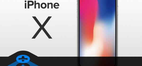 Teardown: Inside The IPhone X
