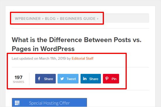 WordPress Post Example WHOOPS.ONLINE Blog